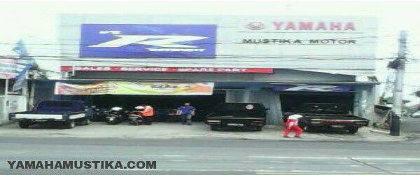 Dealer Resmi Yamaha Mustika Motor Kredit Motor Yamaha Menjadi Mudah