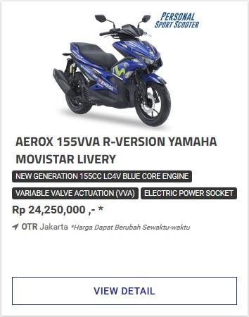 Kredit Motor Yamaha Aerox 155Vva Movistar