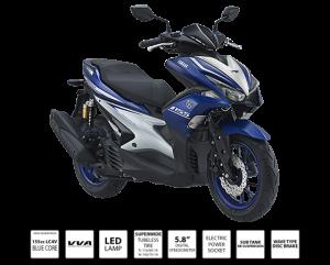 Kredit Motor Yamaha Aerox 155Vva R-Version - Yamahamustika