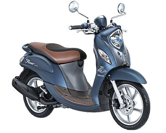 Yamaha New Fino 125 Grande