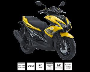 Kredit Motor Yamaha Aerox 155Vva - Yamahamustika