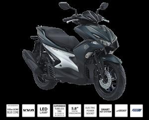 Kredit Motor Yamaha Aerox 155vva s-version - Yamahamustika