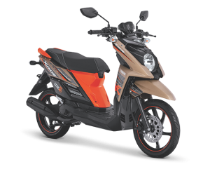Kredit Motor Yamaha Xride - Yamahamustika