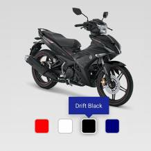 kredit motor yamaha Mx King 150 hitam