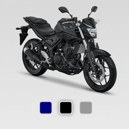 Kredit Motor Yamaha MT 25 Hitam