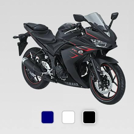 Promo Kredit Motor Yamaha R25 hitam