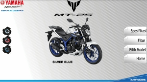 kredit yamaha mt25