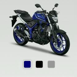 Kredit Motor Yamaha MT 25 Biru