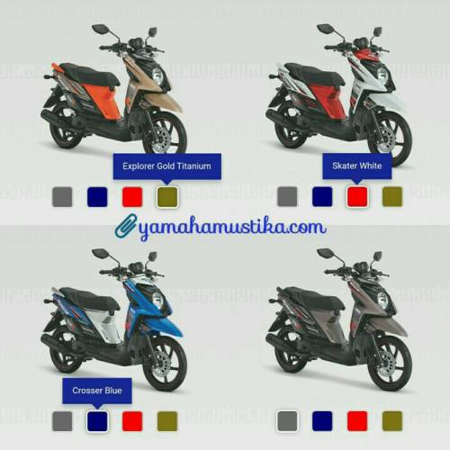 kredit-motor-yamaha-xride-terbaru-2017