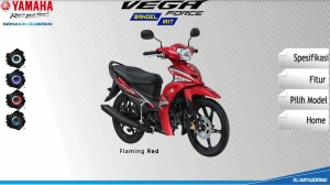 kredit yamaha vega force