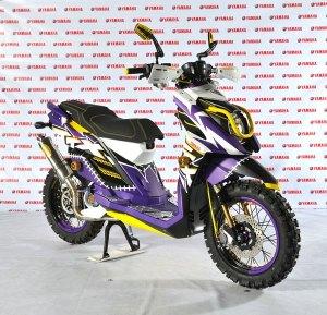 Contoh-Gambar-Modifikasi-Yamaha-X-Ride