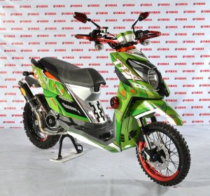 Galeri-Gambar-Modifikasi-Yamaha-X-Ride