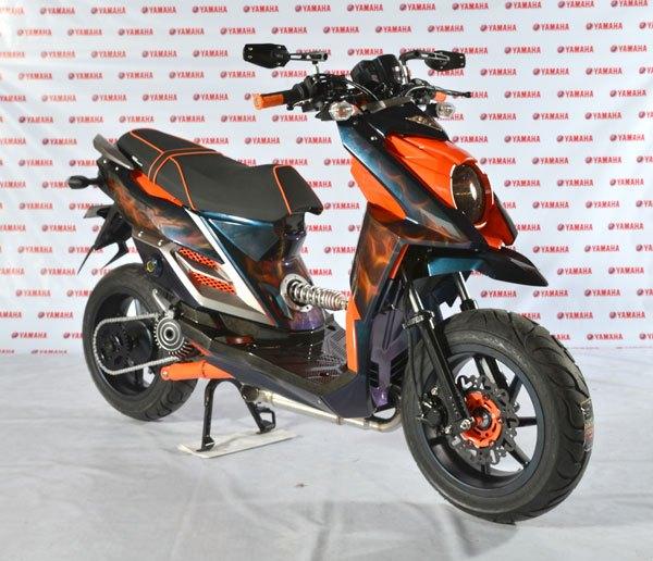 Kumpulan Gambar Modifikasi Yamaha X Ride Terbaru Kredit Motor Yamaha