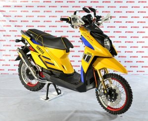 Hasil-Modifikasi-Yamaha-X-Ride