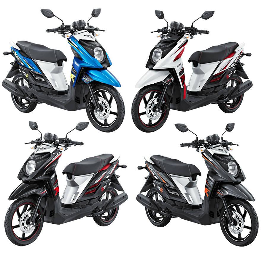 Daftar Harga Update Harga Yamaha X Ride 2015 Type Sport Ori