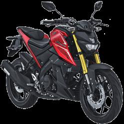 Yamaha Xabre merah