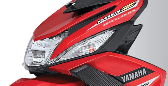 Warna Doff Yamaha Mio Z 125