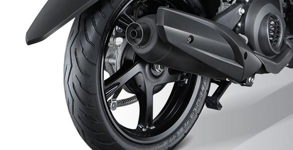 Wide Tire Yamaha Mio Z 125