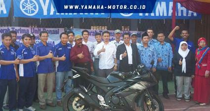 Yamaha-sambangi-SMA-dalam-HUT-RI-ke-71