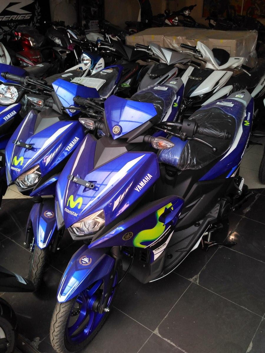 Yamaha Aerox 125 LC Kredit Motor Yamaha