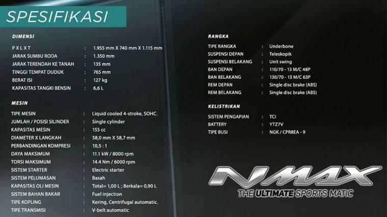 spesifikasi-yamaha-nmax-abs
