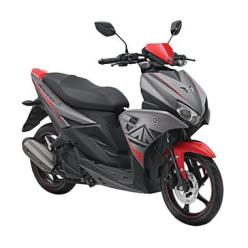 yamaha-aerox-125-lc-champion-matt-grey