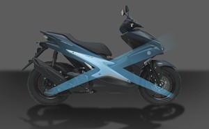Asean Best Sporty Scooter