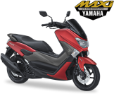 Yamaha Nmax Abs Merah