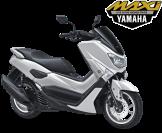 Yamaha Nmax Abs Putih