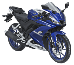 Yamaha All New R15