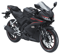 Yamaha All New R15 Hitam