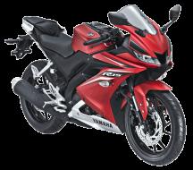 Yamaha All New R15 Merah