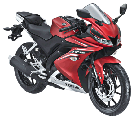 Yamaha All New R15 Merah