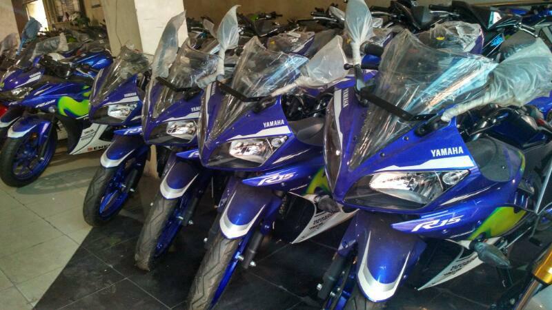 Kredit Motor Yamaha R15 Movistar Gp Dp dan Cicilan Ringan