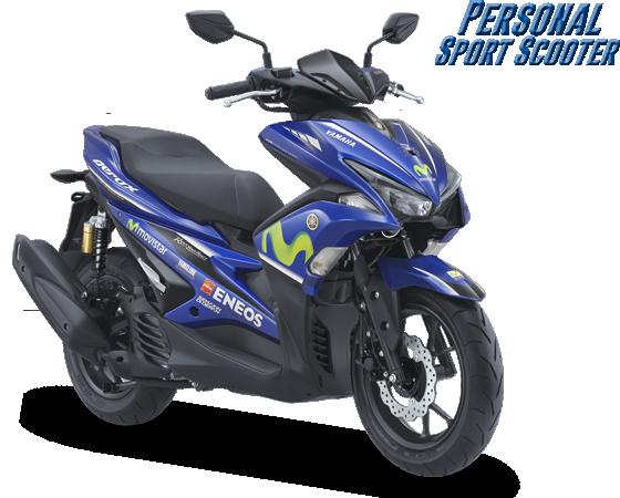 Yamaha Aerox 155vva Movistar