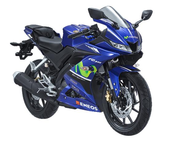 Yamaha All New R15 Movistar