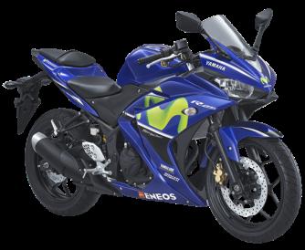 Yamaha All New R25 Movistar