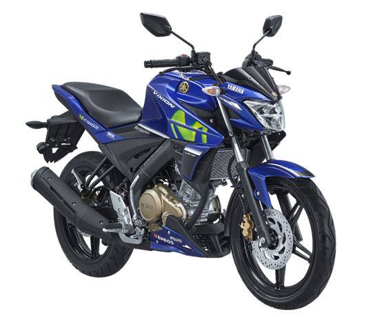 Yamaha All New Vixion Movistar