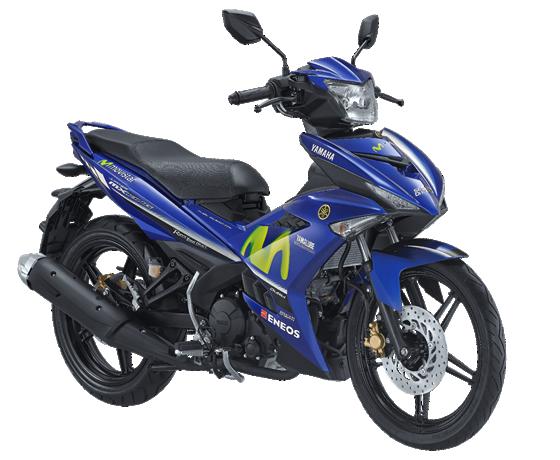 Yamaha Mx King Movistar
