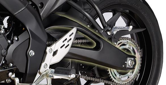 ALUMINIUM REAR ARM Yamaha All New Vixion R