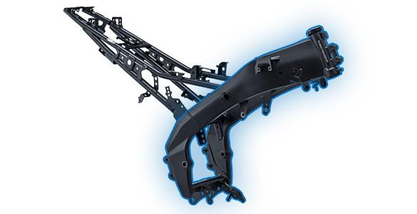 DELTABOX FRAME Yamaha All New Vixion R