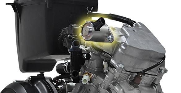ENGINE 155CC LC4V WITH VVA Yamaha All New Vixion R