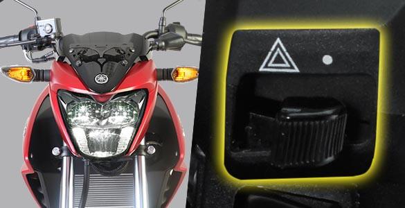Hazard Lamp Yamaha All New Vixion R