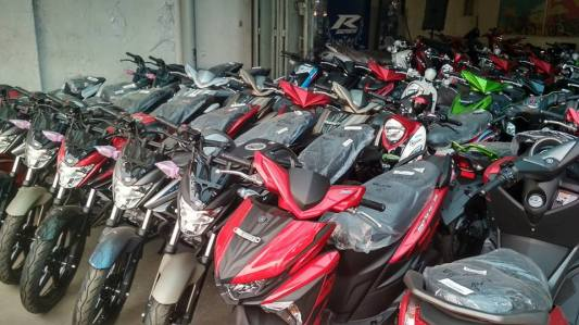 Promo September Ceria Kredit Motor Yamaha All New Vixion