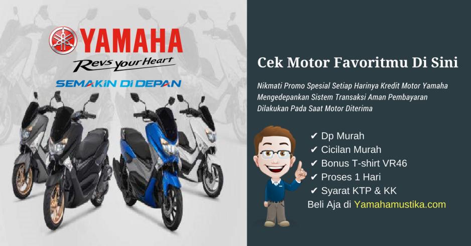 Yamahamustika.Com Dealer Resmi Kredit Motor Yamaha Tanpa Ribet