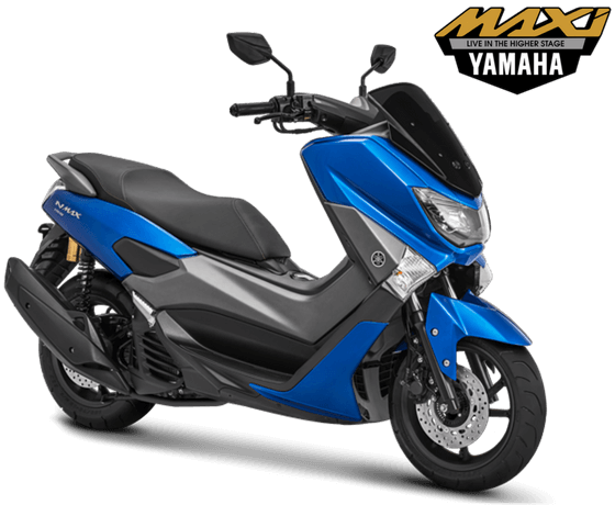 Yamaha Nmax Model 2018 Sudah Loucing