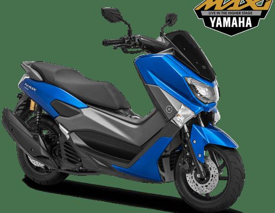 Yamaha Nmax Model 2018 Sudah Loucing Kredit Motor Yamaha