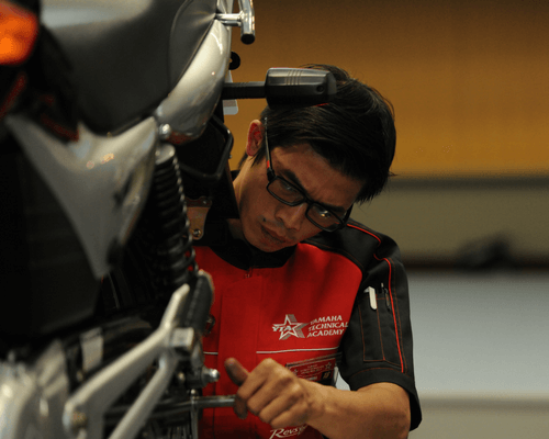 Yamaha Indonesia Kompetisi Teknisi Menuju Juara Dunia Dijepang 2018