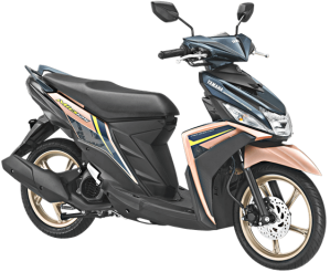 Yamaha Mio M3 125 Aks Sss