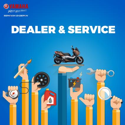 About Dealer Resmi Yamaha Mustika Motor